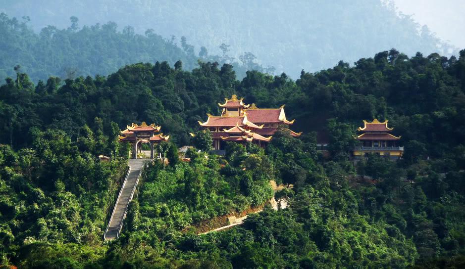 Truc Lam Bach Ma zen monastery - a charming spiritual tourist destination -  thuathienhue.gov.vn/en-us