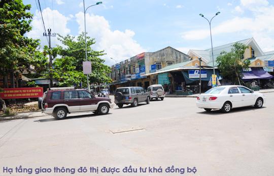 Thị trấn Khe Tre, huyện Nam Đông