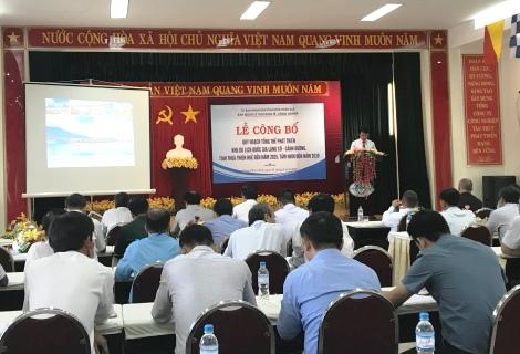Tại buổi lễ công bố Quy hoạch tổng thể phát triển Khu du lịch quốc gia Lăng Cô – Cảnh Dương