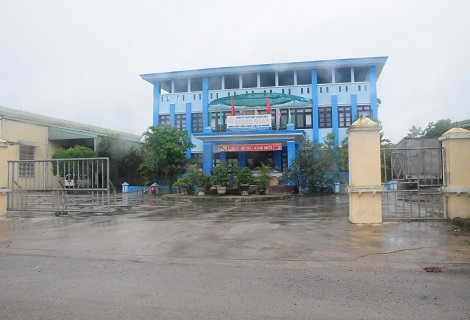 Many large companies located at Tu Ha Industrial Zone