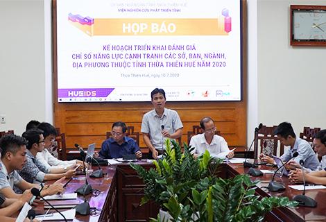 Tại buổi họp báo