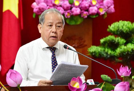 Chủ tịch UBND tỉnh Phan Ngọc Thọ