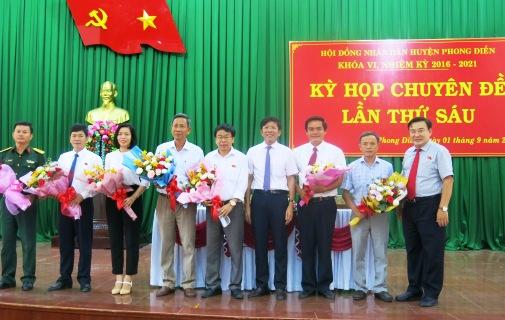 Phong điền Ong Nguyễn Văn Binh được Bầu Vao Chức Danh Chủ Tịch Ubnd Huyện Thuathienhue Gov Vn Vi Vn