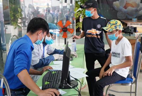 Công dân về từ Đà Nẵng phải khai báo y tế và tự chịu trách nhiệm về tính chính xác của thông tin đăng ký