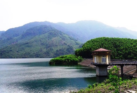 Truoi lake (Photo: internet)
