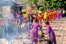 Neu tree planting ceremony held in Hue Citadel on lunar new year