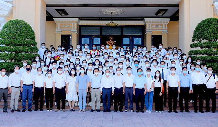 Thừa Thiên Huế xuất quân chi viện thành phố Hồ Chí Minh và các tỉnh phía Nam phòng, chống dịch COVID-19