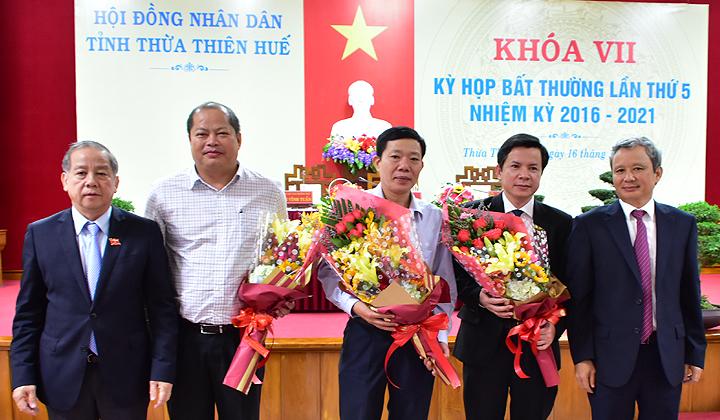 Hình ảnh: Kỳ họp bất thường, HĐND tỉnh Thừa Thiên Huế: Thông qua 10 nghị quyết quan trọng số 3